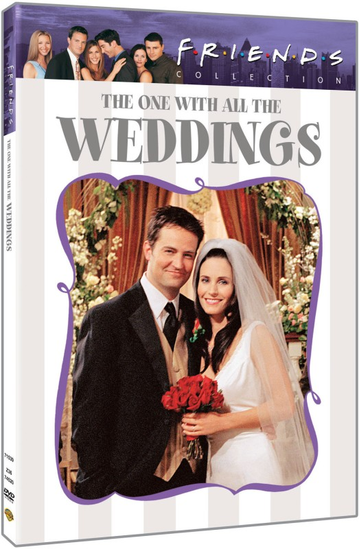 Friends - The One With All Weddings Special(DVD English)