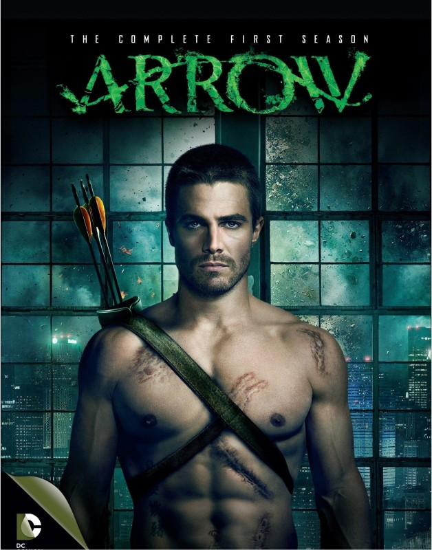 Arrow Complete(Blu-ray English)