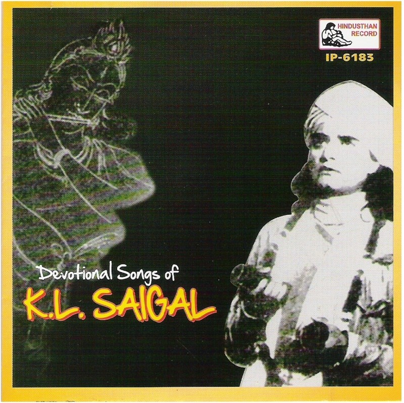 Devotional Songs Of K. L. Saigal(VCD Hindi)