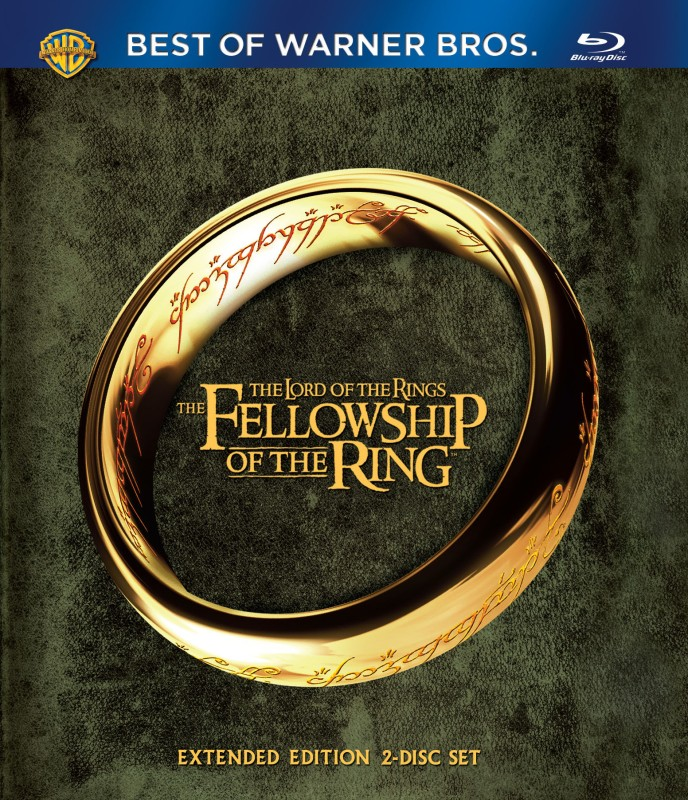 The Lord Of The Rings - The Fellowship Of The Ring(DVD English)
