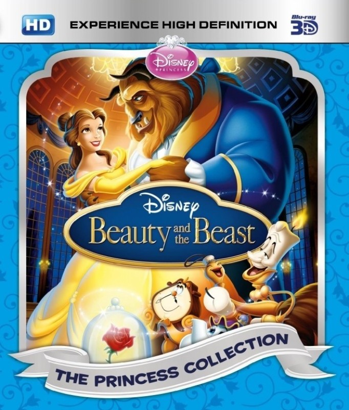 Beauty & The Beast 3D(Blu-ray English)
