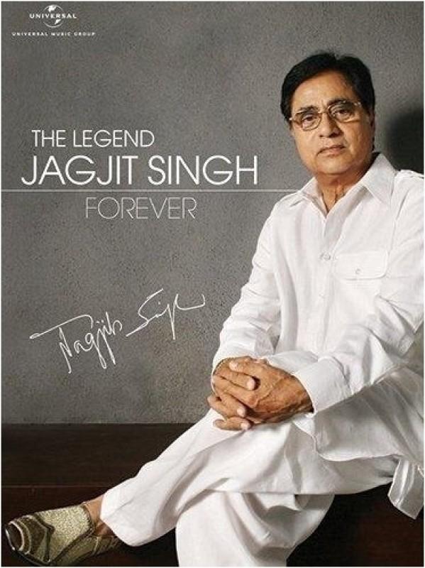 The Legend Jagjit Singh Forever(DVD Hindi)