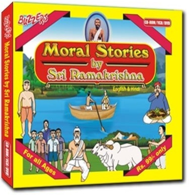 Buzzers Moral Stories By Sri RK(VCD English)