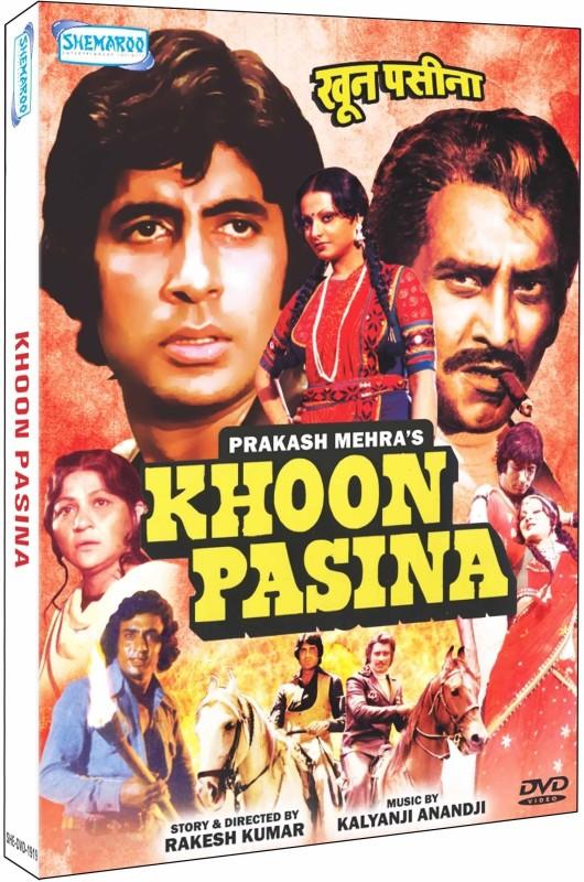Khoon Pasina(DVD Hindi)