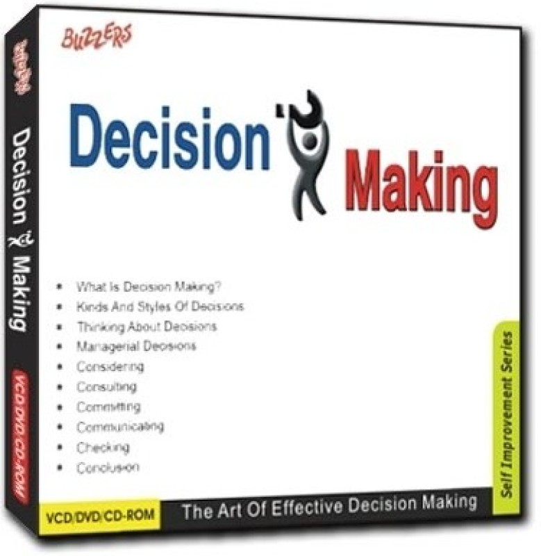 Buzzers Decision Making(VCD English)