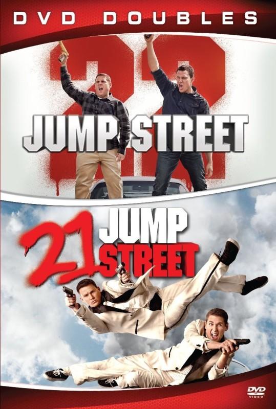 22 Jump Street / 21 Jump Street(DVD English)