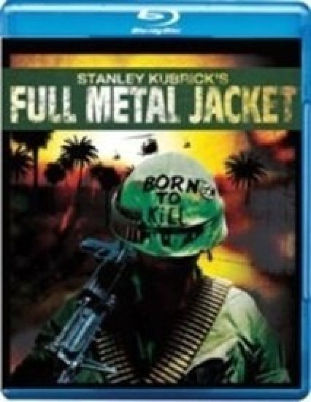 Full Metal Jacket(Blu-ray English)