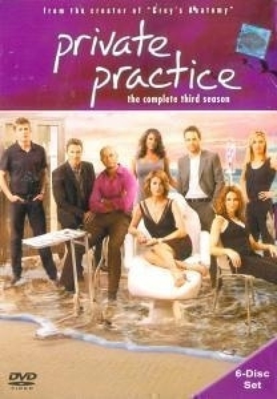 Private Practice Season - Complete Complete(DVD English)
