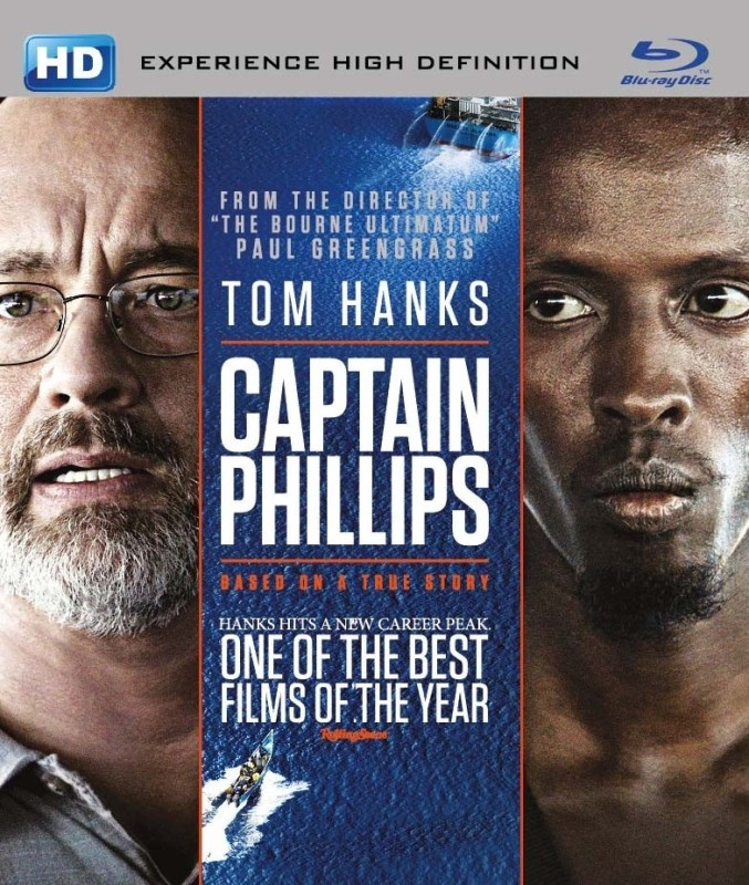 Captain Phillips(Blu-ray English)