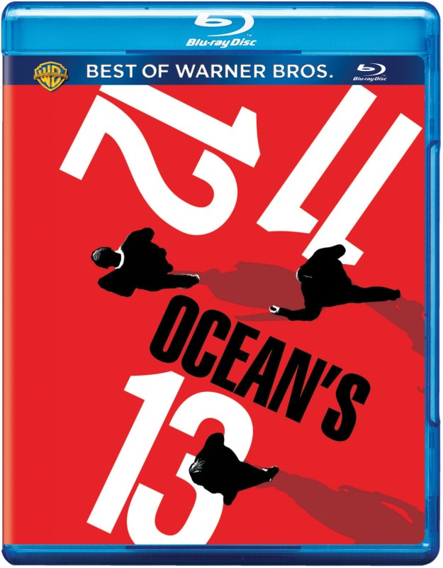 Ocean's Trilogy(Blu-ray English)