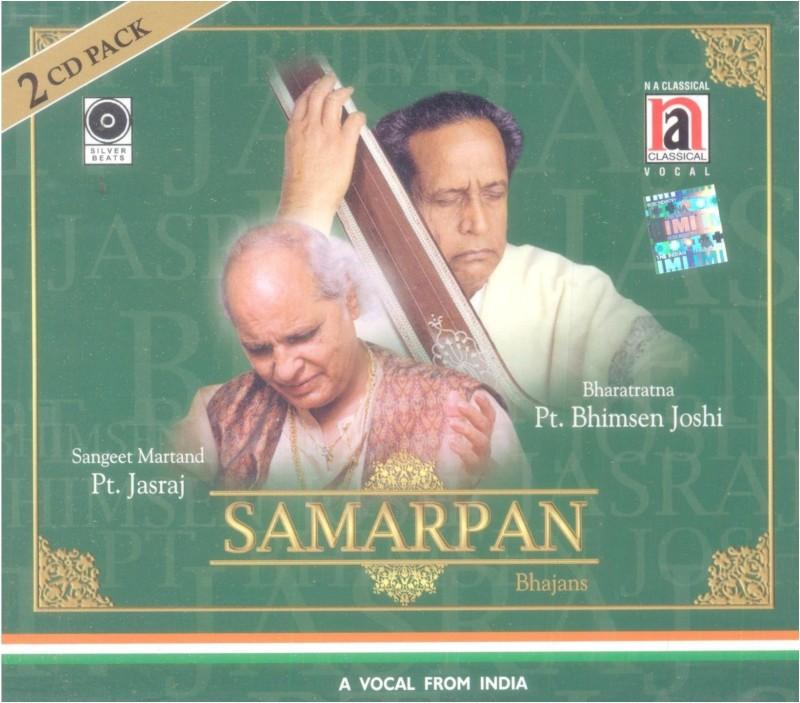 Samarpan Audio CD Standard Edition(Hindi - BHIMSEN/JASRAJ.)
