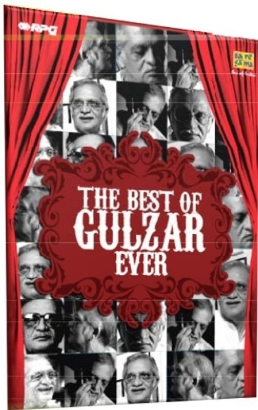 The Best Of Gulzar Ever Audio CD Standard Edition(Hindi - VARIOUS)