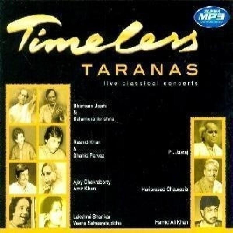 Timeless Taranas MP3 Standard Edition(Hindi - Various)