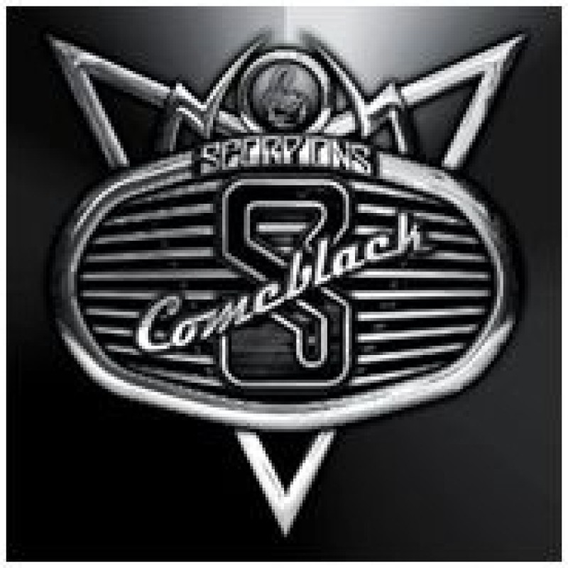 Comeblack Audio CD Standard Edition(English - SCORPIONS, THE)