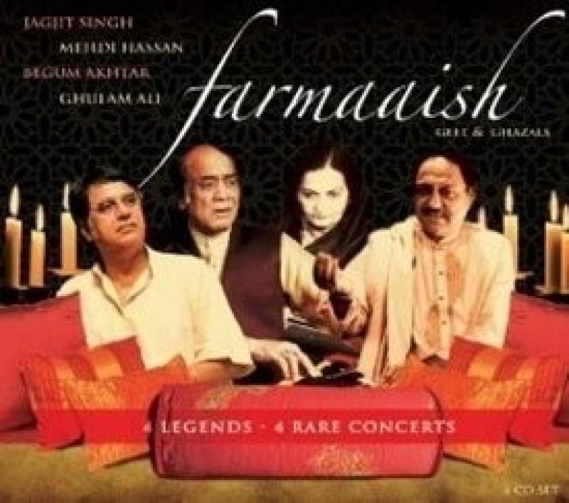 Farmaaish - Geet & Ghazals Audio CD Standard Edition(Hindi - VARIOUS)