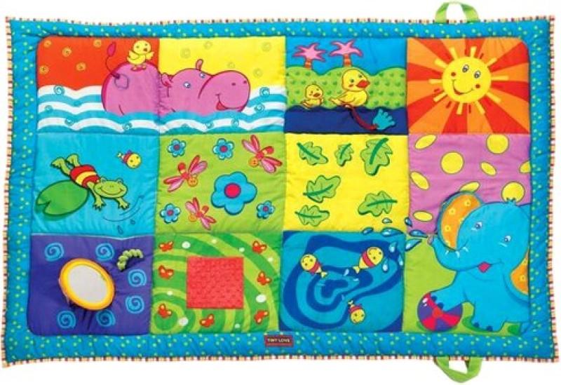 Tiny Love Super Mat Convertible Bunk(Cloth, Multicolor)