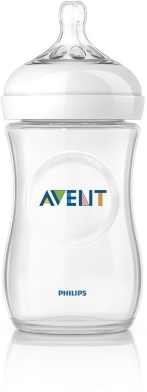 Philips Avent Natural  - Polypropylene(White)