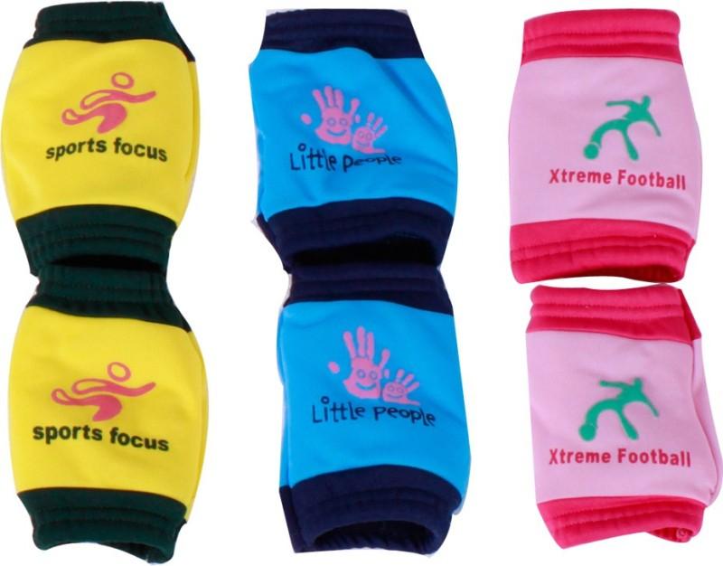 Jo Kids Wear Baby Accessories(Yellow,Dark Blue,Pink)