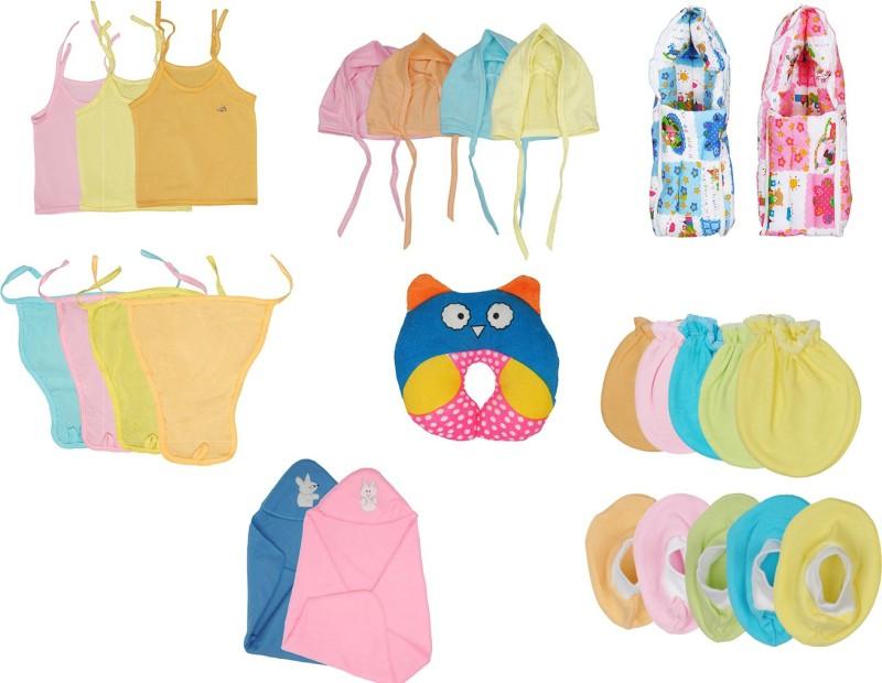 Badru Baby Combo Set(Multicolor)