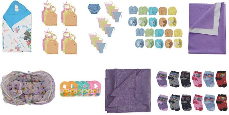 Aarushi Baby Combo Set(Multicolor)