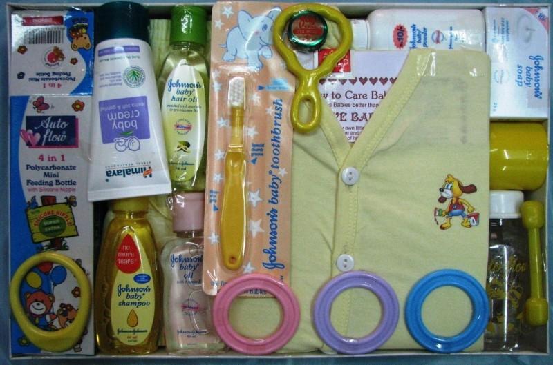 Love Baby Baby Gift Set(Yellow)