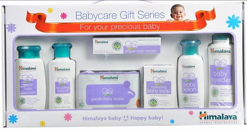 Himalaya Baby Care Combo(Green)