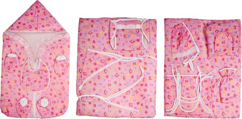 Manorath 14 pcs baby combo(Pink)