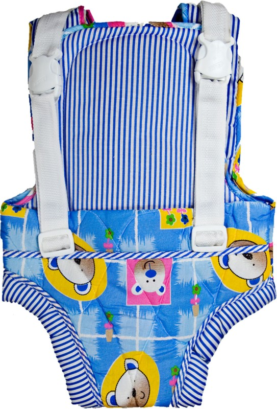 Love Baby Carrier with Strong Belt Baby Carrier(Blue, Front Carry facing in)