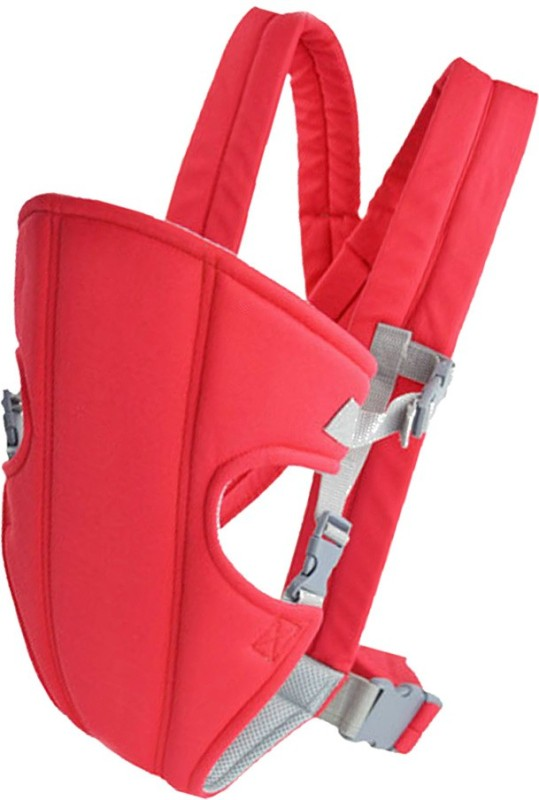 Ace Red Baby Carrier(Red, Front Carry facing in)