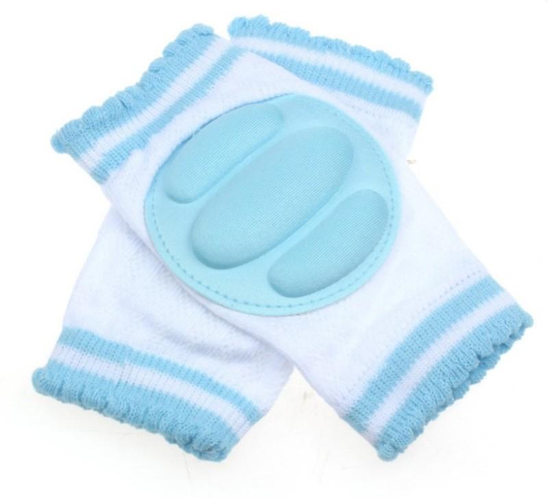 Gubbarey GUBKP001 Blue Baby Knee Pads(PLAIN)