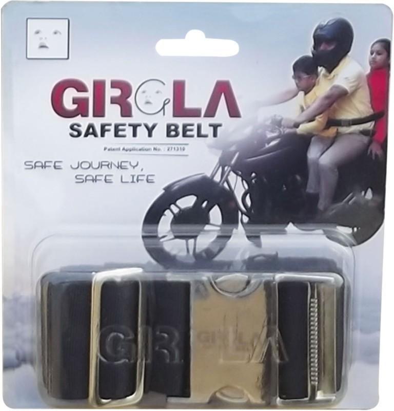 Girgla GIRGLA SAFETY BELT(Black)