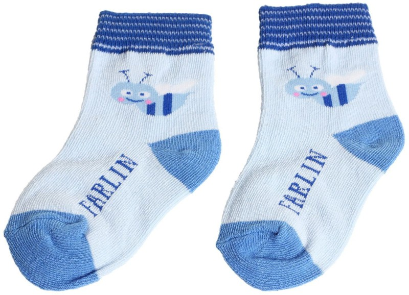 Farlin Ankle Socks(Blue)
