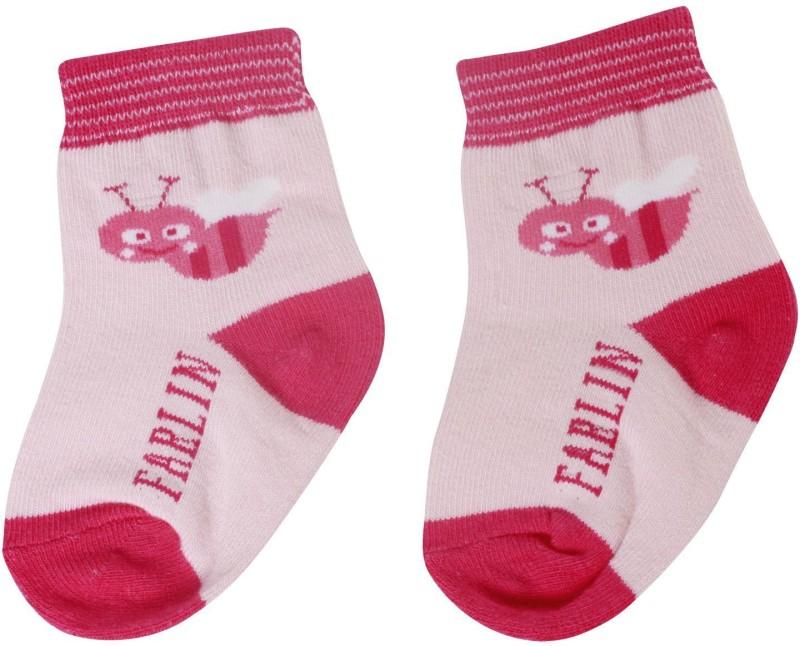 Farlin Baby Socks(Pink)