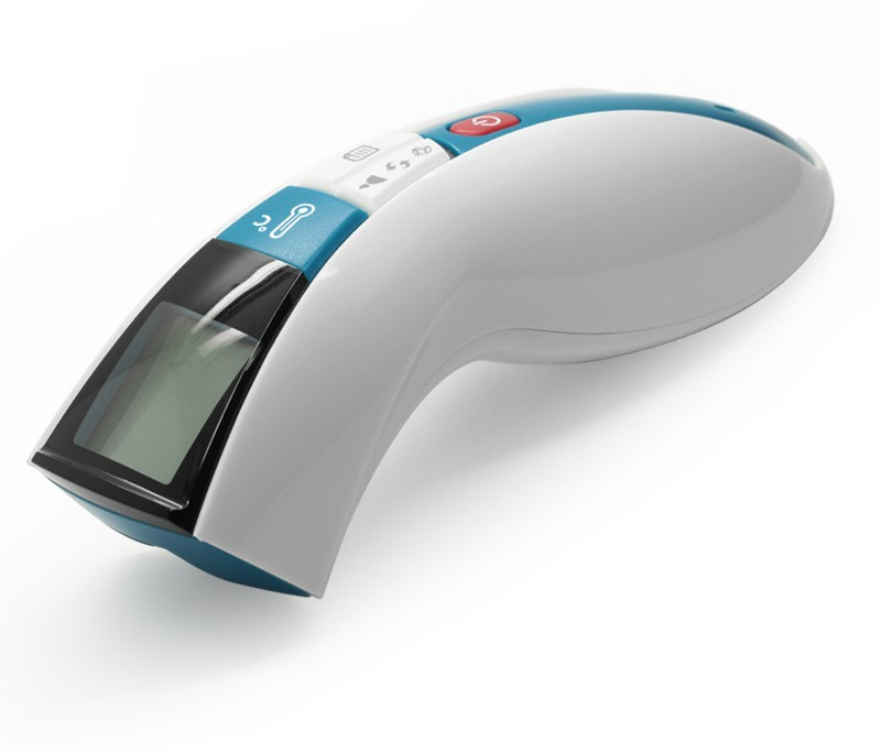 Nio Infrared Bath Thermometer(White)