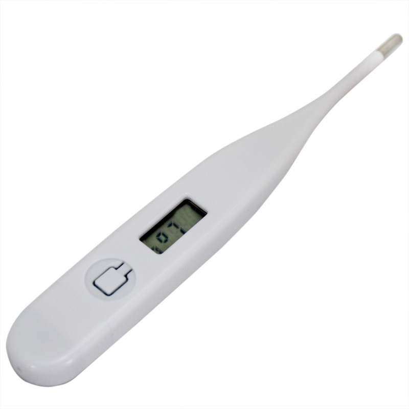 Futaba Baby Body Bath Thermometer(White)