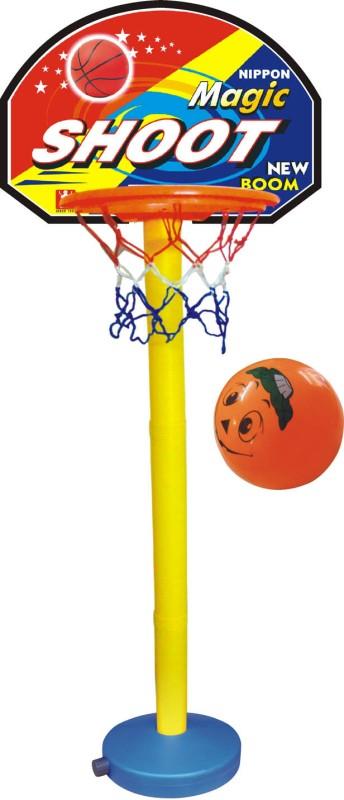 Nippon Basketball Set 60 Backboard(Multicolor)