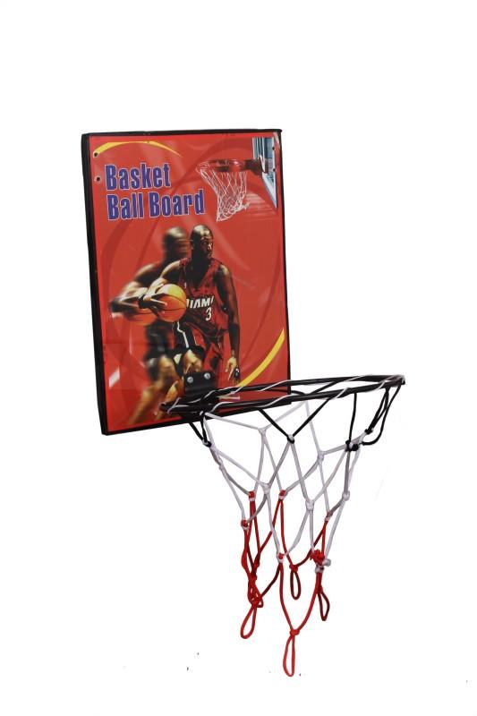 Tenstar Medium 42.5 Basketball Backboard(Multicolor)