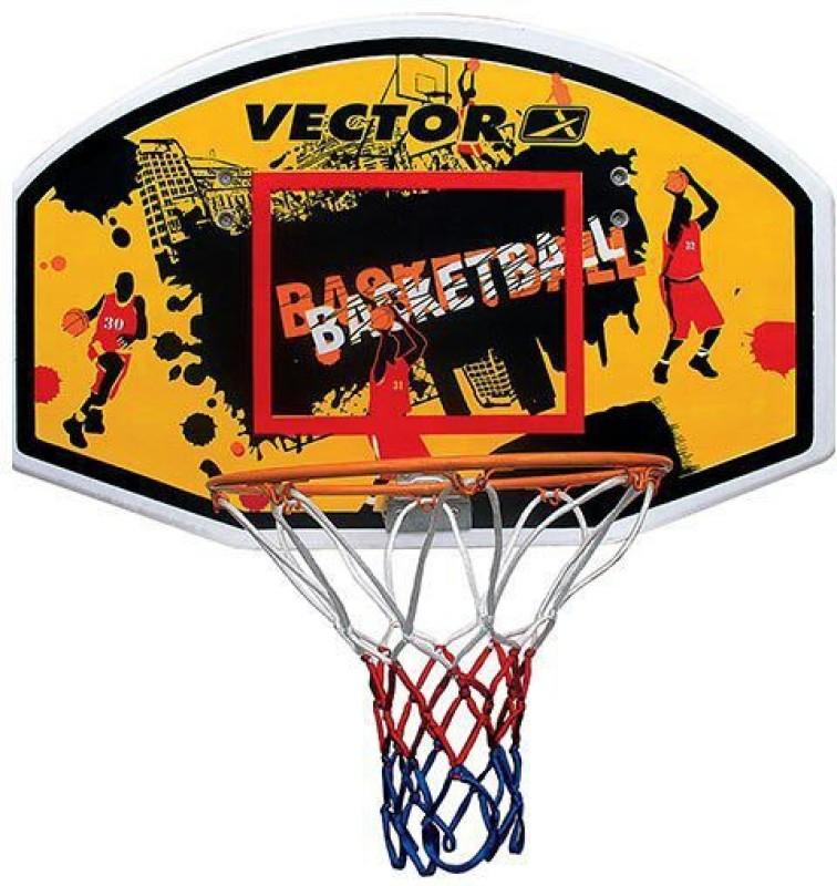 Vector X XL 28 BasketBall Backboard(Yellow)