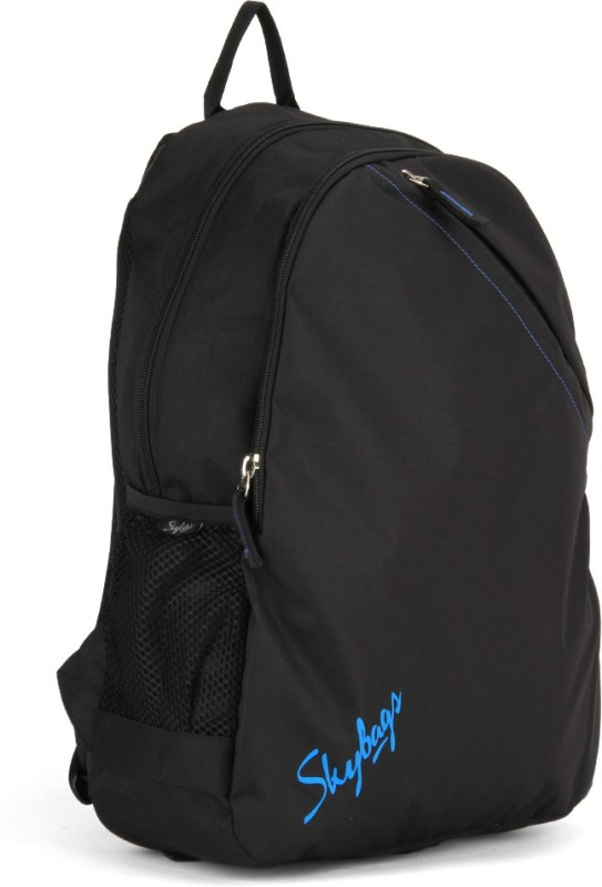 Skybags Brat 2 Backpack(Black)