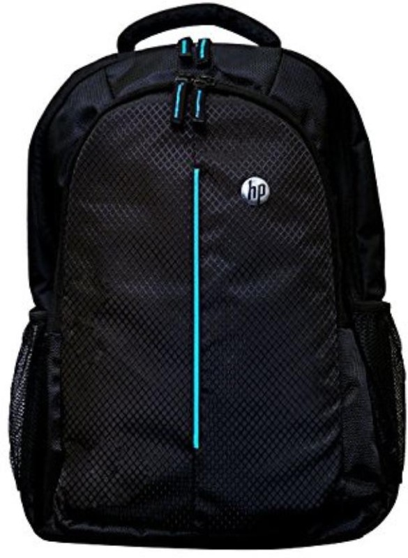 HP or hp 15.6 L Backpack(Black)