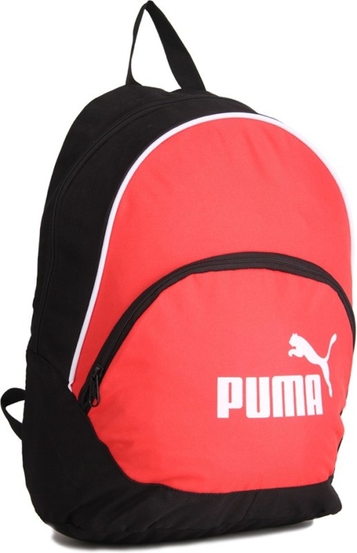 Puma Backpack(Black, Red)