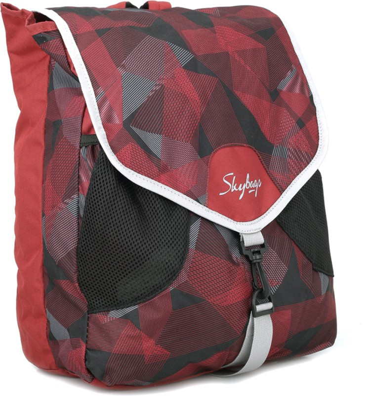 Skybags Surf 04 Backpack(Multicolor)