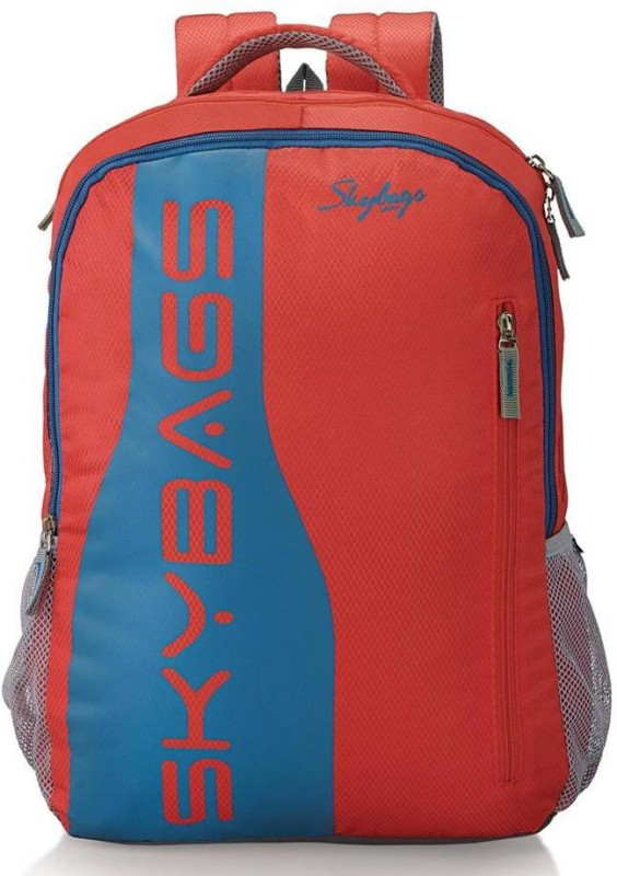 Skybags Footloose Colt Plus 04 30 L Backpack(Red, Blue)