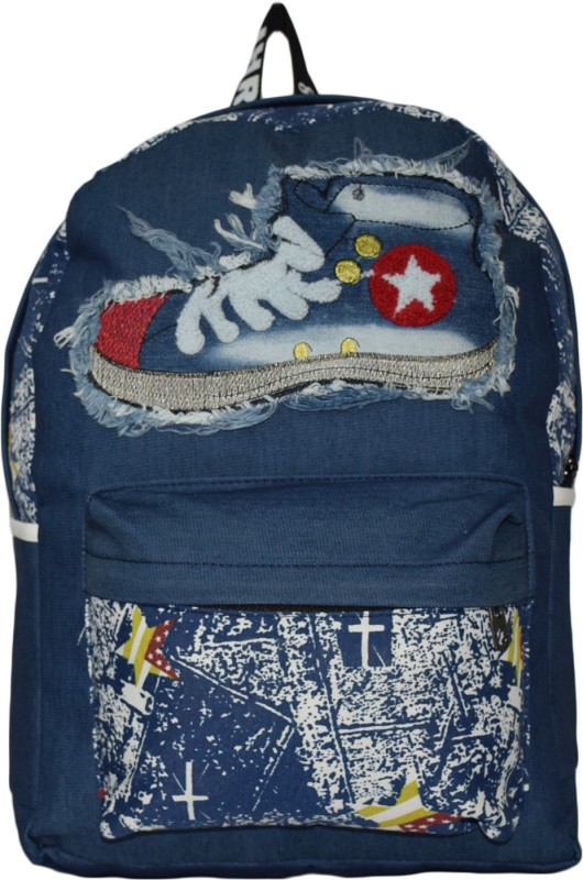 Edifier LTB041 25 L Laptop Backpack(Blue)