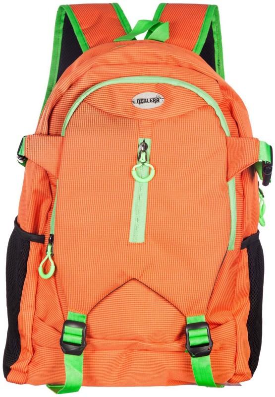 New Era Kidnap Versatile 2Yr Warranted 35 L Backpack(Orange)