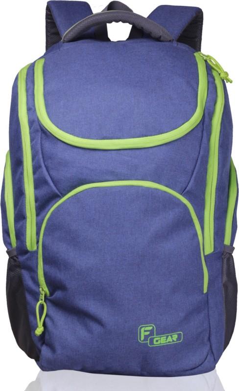 F Gear X Lander 33 L Backpack(Blue, Green)