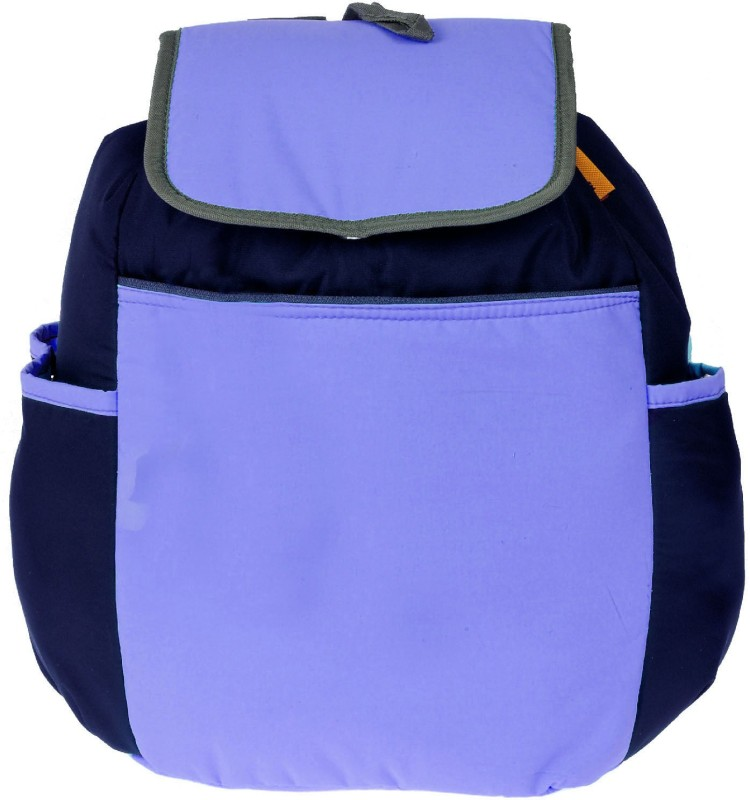 JG Shoppe JGBPMN2395 12 L Backpack(Blue)