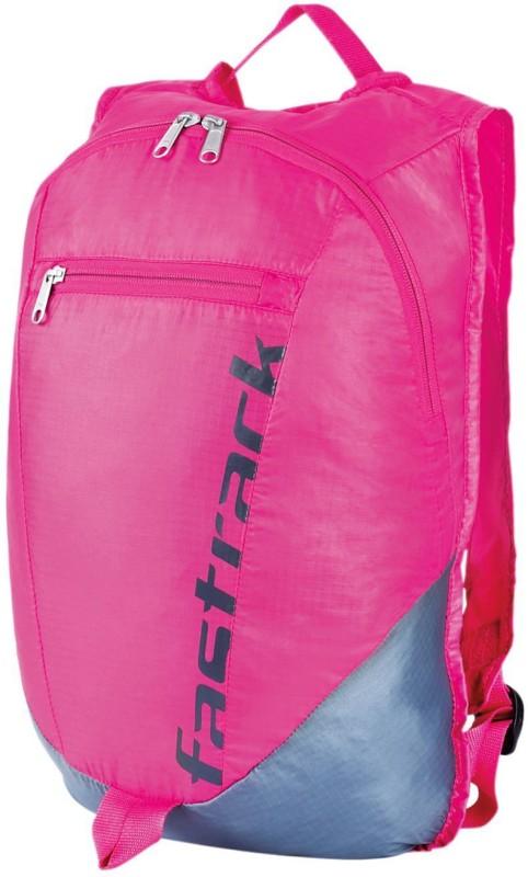 Fastrack AC033NPK01 6 L Backpack(Pink)