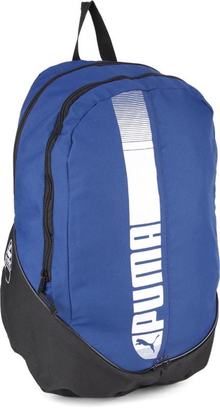 Puma Puma Pioneer Backpack(Black, Blue)