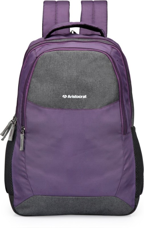 Aristocrat DIO 4 25 L Laptop Backpack(Purple)